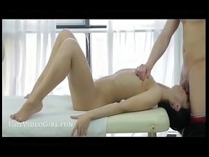 hotvideogirl.fun masseuse takes advantage of her client on hotvideogirl.fun