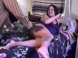 Housewife and MILF interracial threesome