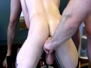 Fist time gay sex movie  First Time Saline Injection for Caleb