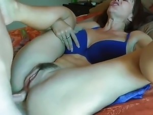 Foul Mouth Slut with Big Tits gets Assfucked