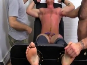 Pics of white feet and black cock anal foot fisting movie gay Connor
