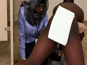 French anal stocking arab Black vs White  My Ultimate Dick Challenge.