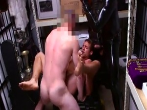 Free gay latino cumshots movie Dungeon master with a gimp