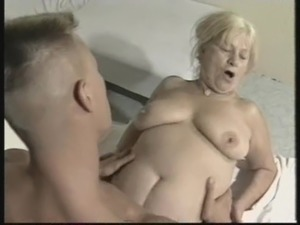 Grandma gets fucked by a big cock on a visit to the doctor