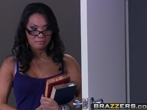 Brazzers - Big Tits at School - Blowing Dr. Blue scene star