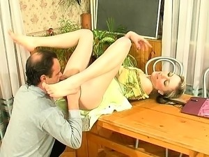 Vintage Russian amateur sex tape