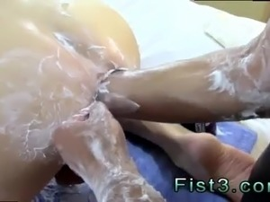 College boys fuck and lick fist males ass gay first time Fist n Fuck F