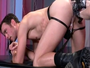 Gay man tied sex boy move When Axel wrings the handle  the spreader
