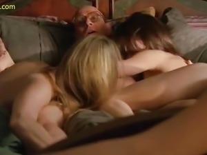 Emmanuelle Vaugier Group Sex In Call Me ScandalPlanet.Com