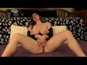 horny big-tits on webcam