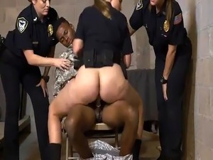 Thick ebony milf first time Fake Soldier Gets Used as a Fuck Toy
