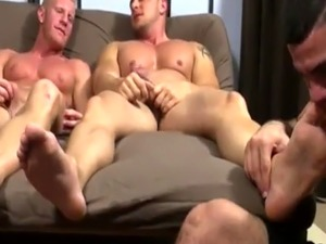 Young blonde hairy legs boys gay Ricky Hypnotized To Worship Johnny &
