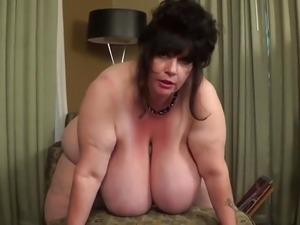 Fat Ass BBW Tits Dirty Talk
