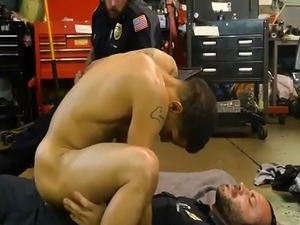 police men xxx gay porn movie Get pummeled by the police