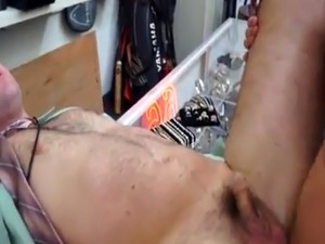 Straight naked male trucker videos gay first time Public gay sex