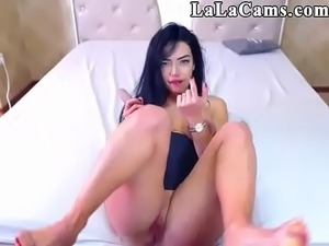 College Girl POV LaLaCams.com Cute Indian Fingering 01