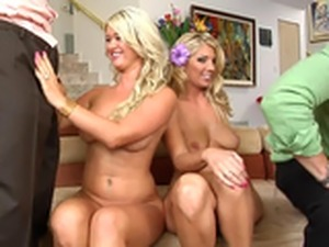 XY SWINGER ORGY WITH WIFES HD