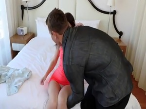 Teen surprise cumshot compilation first time Exxxtra Small Casting Cal