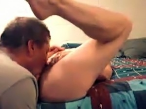Husband's mature mistress fucked brutally in a missionary position