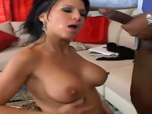Spicy hot slut Kendra Secrets is so intense when riding her lover's BBC