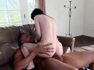Blonde girl fucked rough first time An Overdue Anal Payment
