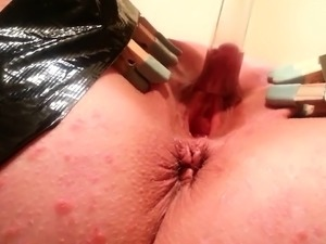 Small Tit Amateur Banged by Two Cocks