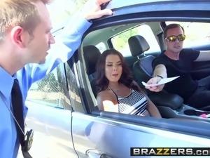 Brazzers - Brazzers Exxtra - Keisha Grey Bill Bailey and Jes