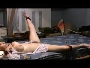 Mary, Smoking, Nipples Pumped, Pissing. Pussy Play part 2