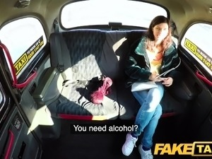 Fake Taxi Lucky drivers cock fills sexy passenger
