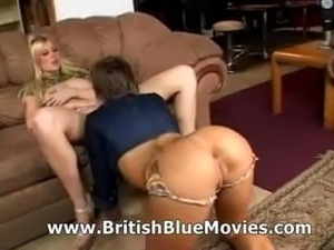 Michelle Barrett - British Interracial