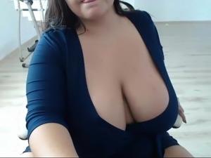 Big Tit Webcam Goddess 2