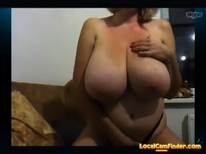 Russian big boobs queen Yana  Pt. 4