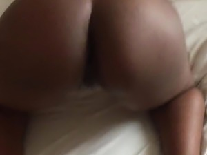 Black slut fucked hard by Turkish big cock