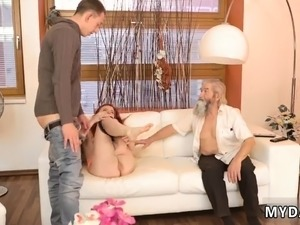 Old bdsm xxx Unexpected experience with an older gentleman