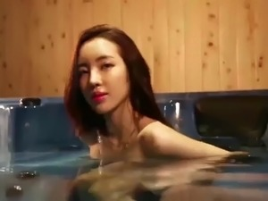 Sexy korean beauty