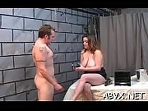 Big bumpers babe hard fucked in extreme bondage xxx scenes