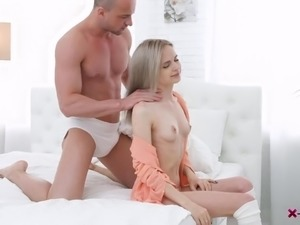 Herda Wisky is Russian cowgirl who loves nothing but hard analfuck