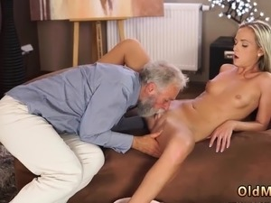 Young girl hd and talented tongue blowjob first time