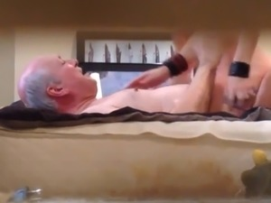 Old man sex with gf