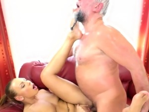 Teen Pussy for Grandpa