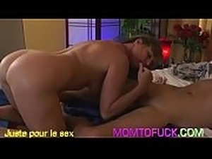 Slut Mom-my stepmom is a slut she provokes me in her bedroom and m seduces to...