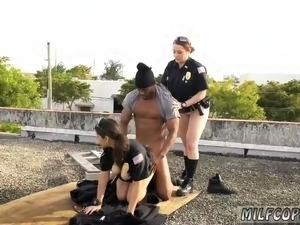 Blonde milf gym threesome and mature soccer solo Break-In At